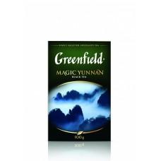 Чай черный листовой Greenfield Magic Yunnan (Гринфилд Меджик Юньнань), 100 г