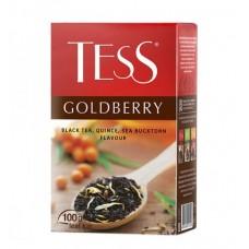 Чай черный листовой Tess Goldberry (Тесс Голдберри), 100 г