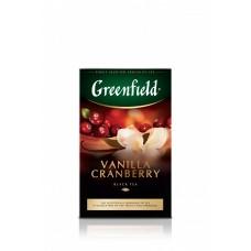 Чай черный в пирамидках Greenfield Mint & Chocolate (Гринфилд Минт энд Шоколад), 20*1,8 г