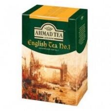 Чай черный листовой Ахмад Английский чай No.1, 200 г