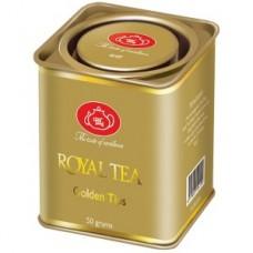 Чай весовой зеленый Ти Тэнг Royal Tea Golden Tips, 50 г
