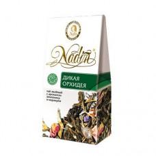 Чай зеленый листовой Nadin Дикая орхидея, 50 г