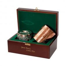 Набор зеленого чая Ти Тэнг Серебряные типсы и Золотые типсы, 100 г