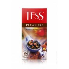 Чай черный в пакетиках для Tess Pleasure (Тесс Плэжа), 25*1,5 г