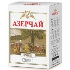 Чай черный листовой Азерчай Букет, 100 г