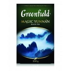 Чай черный листовой Greenfield Magic Yunnan (Гринфилд Меджик Юньнань), 200 г