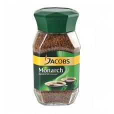 Кофе растворимый Jacobs Monarch, банка, 47,5 г