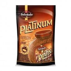 Кофе растворимый Ambassador Platinum, м/у, 150 г