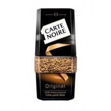 Кофе растворимый Carte Noire Original, банка, 95 г