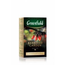 Чай черный листовой Greenfield Barberry Garden (Гринфилд Барбери Гарден), 100 г