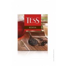 Чай черный в пакетиках для чашки Tess Kenya (Тесс Кения), 100*2 г