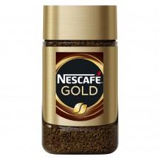 Кофе растворимый Nescafe Gold, банка, 47,5 г