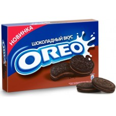 Печенье Oreo со вкусом шоколада, 228 г