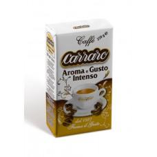 Кофе молотый Carraro Aroma&Gusto Intenso (Карраро Арома Густо Интенсо), 250 г