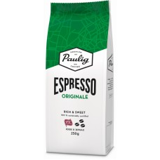 Кофе в зернах Paulig Espresso (Паулиг Эспрессо), 250 г
