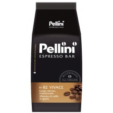 Кофе в зернах Pellini Vivace N82 (Пеллини Вивачи № 82), 1 кг