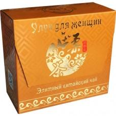 Чай черный листовой Верблюд Улун для женщин, 100 г