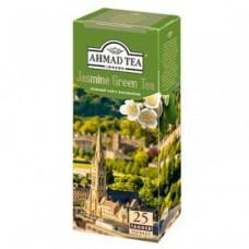 Чай зеленый в пакетиках для чашки Ахмад с жасмином, 25*2 г