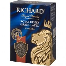 Чай черный в пакетиках для чашки Richard Royal Kenya. (Ричард Королевская Кения) 25*2 г.