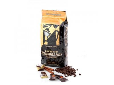 Кофе в зернах Hausbrandt (Хаусбрандт), 1 кг