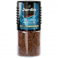 Кофе растворимый Jardin Colombia Medellin (Жардин Колумбия Меделлин), банка, 95 г
