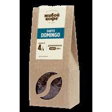 Кофе в зернах Живой Санто-Доминго, 200 г