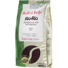 Кофе в зернах Живой Рио-Рио, 1 кг