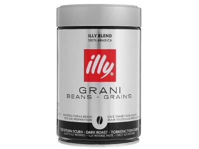 Кофе в зернах ILLY (Илли) темная обжарка, 250 г