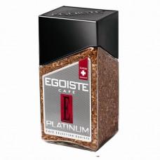 Кофе растворимый Egoiste Platinum, банка, 100 г