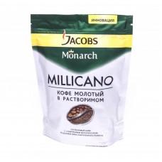 Кофе растворимый Jacobs Monarch Millicano, м/у, 150 г