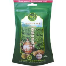 Чай зеленый листовой Верблюд Киви, м/у, 100 г