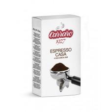 Кофе молотый Carraro Espresso Casa (Карраро Эспрессо Каса), 250 г