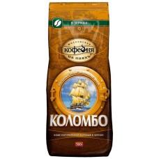 Кофе в зернах Московская кофейня на паяхъ Коломбо, м/у, 500 г