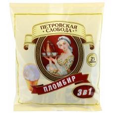 Кофейный напиток растворимый Петровская Слобода Пломбир 3 в 1, 25*18 г