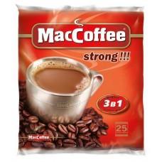 Кофейный напиток растворимый MacCoffee Strong 3 в 1, 50*16 г