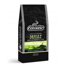 Кофе молотый Carraro Brazile моносорт (Карраро Бразилия), 250 г