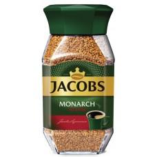 Кофе растворимый Jacobs Monarch Intense, банка, 95 г