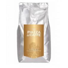 Кофе в зернах Piazza del Caffe Crema Vellutata (Пьяцца дель Кафе Крема Велютата), HoReCa, 1 кг