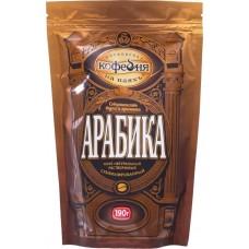 Кофе растворимый Московская кофейня на паяхъ Арабика, м/у, 190 г