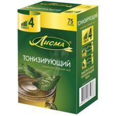 Чай зеленый листовой Лисма Тонизирующий, 100 г