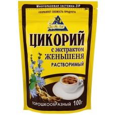 Цикорий Здоровье Женьшень, 100 г