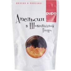 Апельсин Pupo в шоколадной глазури, 200 г