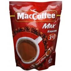 Кофейный напиток растворимый MacCoffee Max классик 3 в 1, 20*16 г