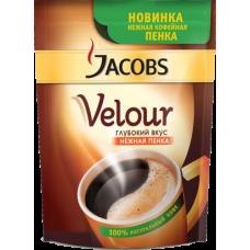 Кофе растворимый Jacobs Monarch Velour, м/у, 70 г
