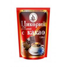 Цикорий Русский цикорий с какао, м/у, 130 г