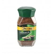 Кофе растворимый Jacobs Monarch, банка, 190 г