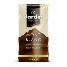 Кофе молотый Jardin Mont Blanc (Жардин Мон Блан), 250г
