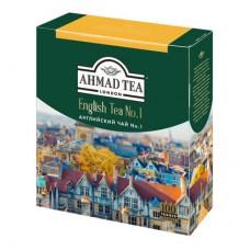 Чай черный в пакетиках для чашки Ахмад Английский чай No.1, 100*2 г