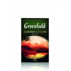 Чай черный листовой Greenfield Golden Ceylon (Гринфилд Голден Цейлон), 100 г