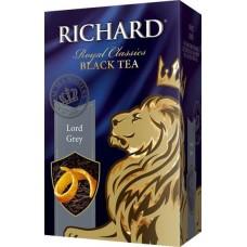 Чай черный листовой Richard Lord Grey, 90 г